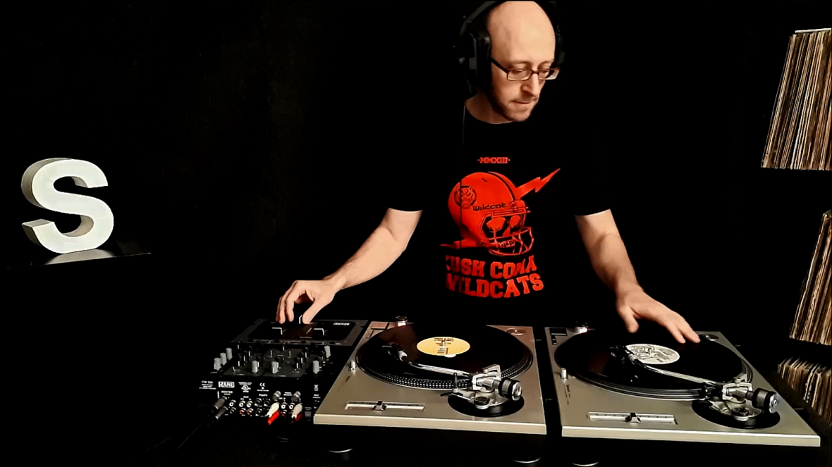 Dj ''S'' - 10 Minutes Of Real Hip Hop