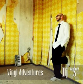 Vinyl Adventures - poster / cover art